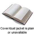 cover/dust jacket is plain or unavailable